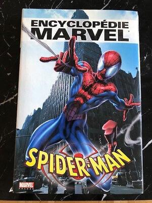 Actief Encyclopédie Marvel, Spider-man , Edition Marvel France, Bon Etat