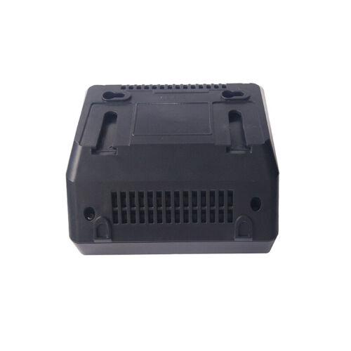 WORX 18V//20V Power Tools WA3522//3520//3525 6-PIN Li-Ion Battery 3Ah Fast Charger