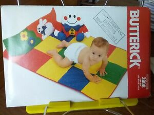 Oop-Butterick-3808-babies-humpty-dumpty-10-034-doll-amp-quilt-bag-NEW