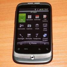 HTC WILDFIRE Silver (Unlocked) Smartphone Grade B - Warranty