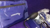 Lumiscope 100-040 Manual Designer Professional Blood Pressure Combo Kit (b1)