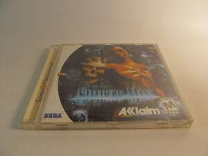 Shadow-Man-Sega-Dreamcast-1999-Complete-CIB-Fun-Game-ShadowMan-READ
