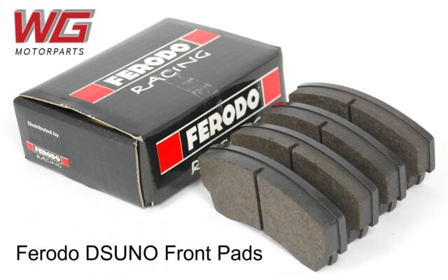 Ferodo DSUNO Front Pads for AP Racing CP6600 - Th. 16.9mm Calipers - FRP3083Z