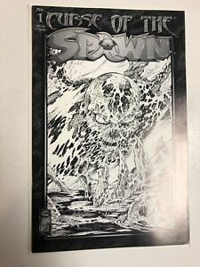 Curse-of-the-Spawn-1996-1-fine-Black-and-White-Variant