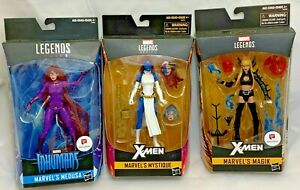 """Marvel Legends 6/"""" Inch Walgreens Exclusive X-Men Mystique Loose Complete"""
