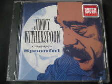 CD NEU + OVP Jimmy Witherspoon – Spoonful ---- Soul-Jazz Funk Jimmy Reed