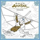 Avatar: The Last Airbender Colouring Book by Nickelodeon (Paperback, 2016)