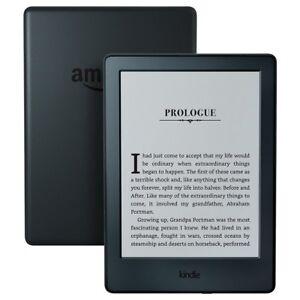 Amazon-Black-Kindle-PaperWhite-Wi-Fi-6th-Gen-EXCELLENT-COND-FREE-CASE