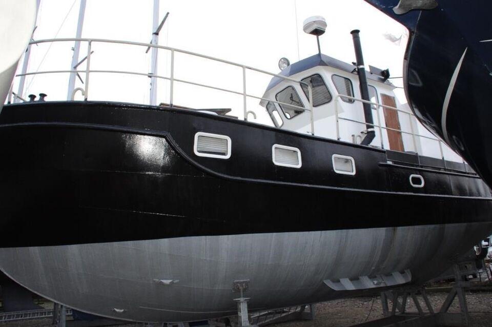 Slæbebåd / Husbåd, Motorbåd, årg. 1956