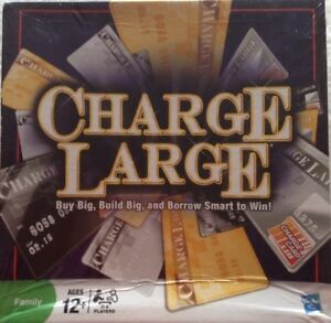 CHARGE-LARGE-BOARD-GAME-IN-NEW-SEALED-BOX-BY-HASBRO-FAMILY-FUN-GAME-2-4-PLAYERS