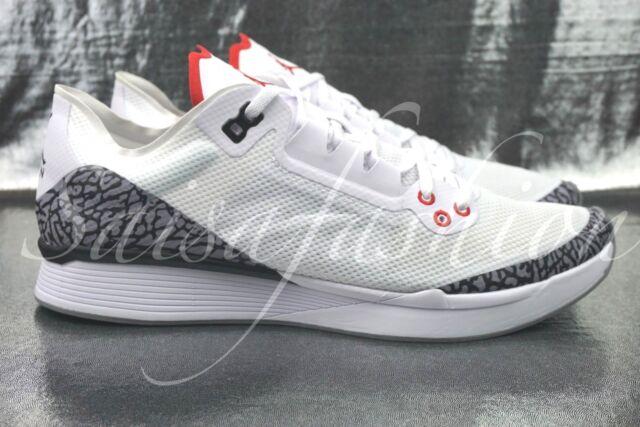 3c2a6c839df Nike Men s Size 12 Air Jordan 88 Racer White Cement Trainer Av1200 ...