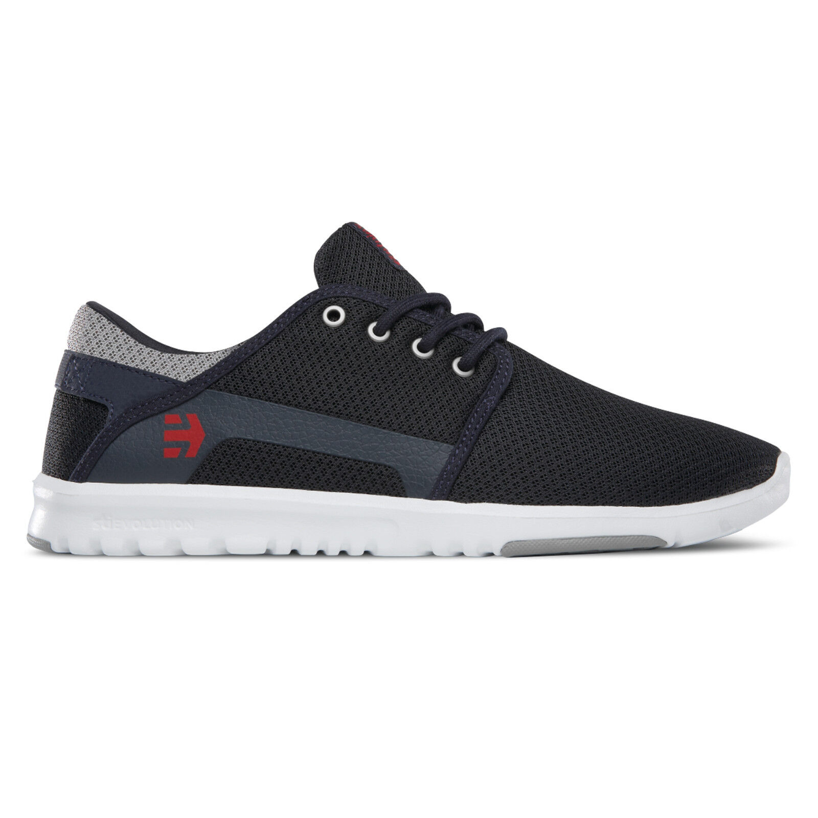 Etnies - Scout 4101000419 410 Navy Grey Red Ultra Light shoes Trainers Summer