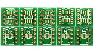 10PK-SMD-SO-SOP-SOIC-SSOP-8-Pitch-0-63mm-1-27mm-to-DIP-Adapter-Converter
