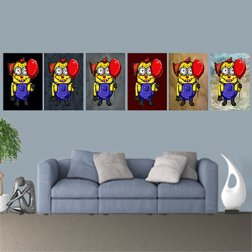 Minion it ws Metal Plate Picture Metal wall art Poster