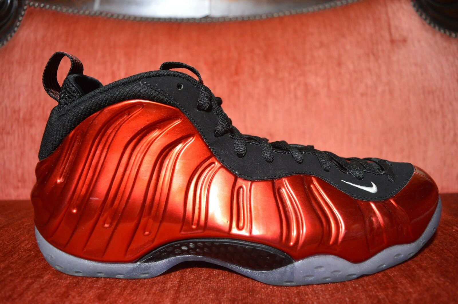 WORN 1X 2012 Nike Air Foamposite One Metallic Red Size Size Size 11 314996-610 Penny 4abac0