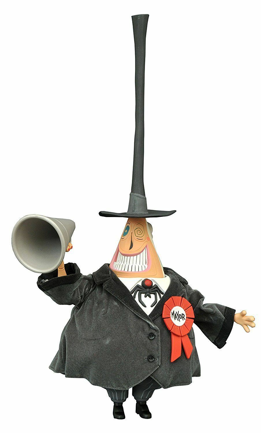 Nightmare Before Christmas Mayor Deluxe Cloth Doll