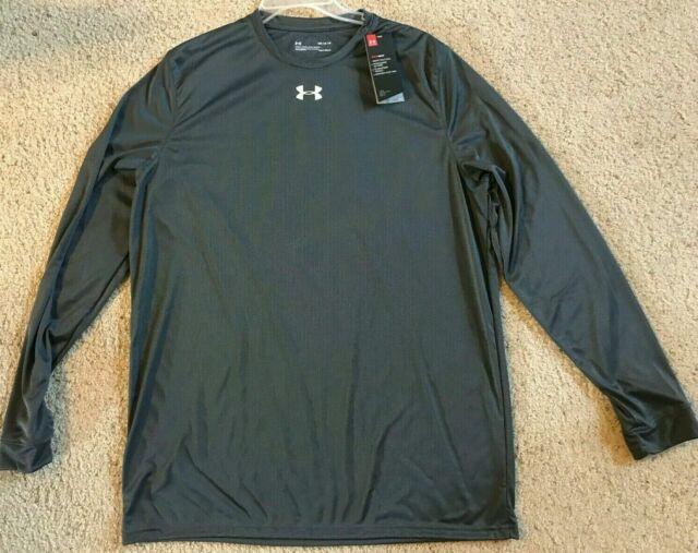 57c1eb1ba Under Armour Men's HeatGear UA Locker 2.0 Long Sleeve T-shirt MD 1305776 002