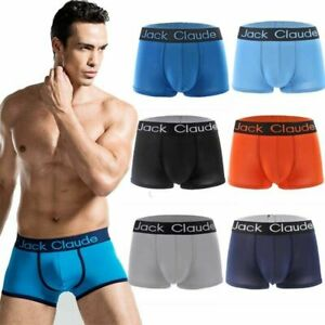 Multi-Pack-Mens-Jack-Claude-Boxer-Briefs-Underwear-Shorts-Bikini-Trunks-M-2XL