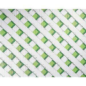 Retail Resource 71370 Solid Green Corrugated Wrap