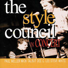 In Concert by The Style Council (CD, Feb-1998, Polydor)
