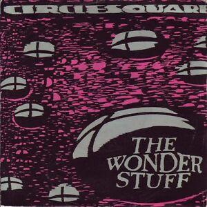 Wonderstuff-Circlesquare-1990-Reino-Unido-12-034-solo-pregunto-cosas-Excelentes-Condiciones