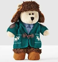 2016 Starbucks Bearista® Bear With Christmas Sweater-limited Edition