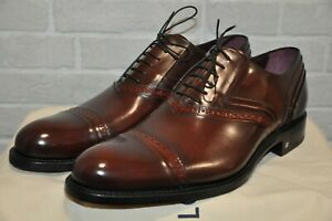 fb966bf64fe5 Image is loading AUTHENTIC-NEW-LOUIS-VUITTON-LOYALTY-RICHELIEU-BORDO-CALF-