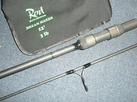 Rod Hutchinson Dream Maker 12ft 3lb Carp Rod Fishing Tackle
