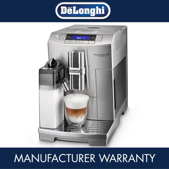 De'Longhi Prima Donna ECAM28.465.M Bean to Cup Coffee Machine /w GTEE