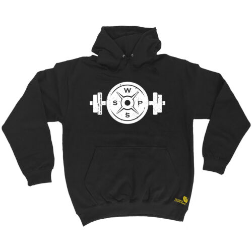 Weight Dumbbell Design SWPS HOODIE hoody birthday gift workout training fitness