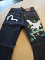 Jeans, Andet, str. 34, Cowboy, Ubrugt, Bukser