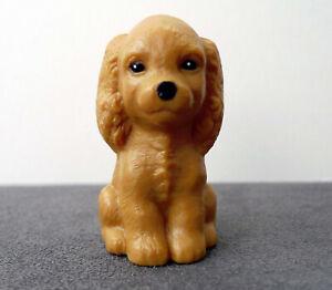Spaniel Puppy (comme Dans Lady And The Tramp) Oreilles Tombantes, Brown Tone-afficher Le Titre D'origine La Qualité D'Abord