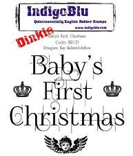 Indigoblu-BABY'S FIRST NATALE-DINKIE TIMBRO