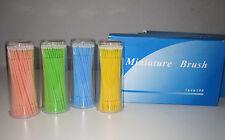 Dental Disposable Micro Applicator Brush Fine Size 100pcs