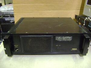 Power Amplifier Khusus Middle : yamaha p1250c 250w 1 channel mono pa public address power amplifier amp 3u rack ebay ~ Vivirlamusica.com Haus und Dekorationen