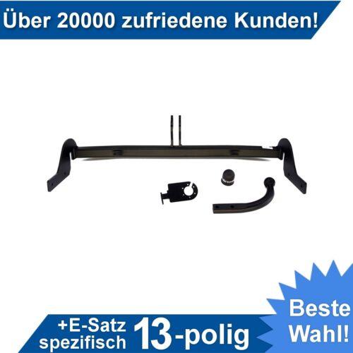 Peugeot 207 3//5-Tür Fließheck ab 06 Anhängerkupplung starr+ES 13p spez AHK Kpl.