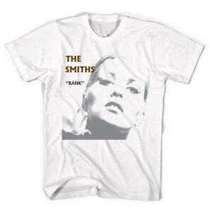 CHILD The Smiths Album CD Collection White T-Shirt ALLSIZES Morrissey Queen Meat