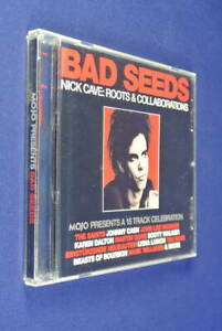 MOJO-PRESENTS-BAD-SEEDS-Nick-Cave-Roots-and-Collaborations-CD