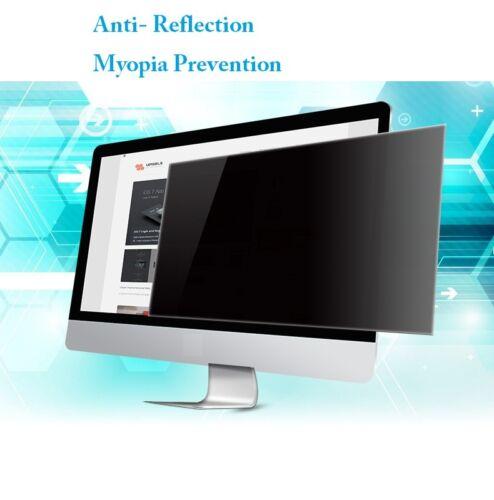 "22/"" Inch Privacy Screen Filter Anti-Glare Protector Film Damage Scratch"
