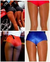 1st Hooters Uniform Shorts Dolfin Logo Pick Sz Color Costume Running Work Out