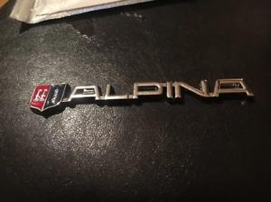ALPINA-BMW-Aufkleber-Abzeichen-Fuer-BMW-Logo-Emblem-Silber