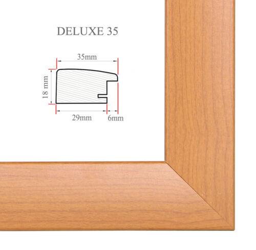 Galerie DELUXE35 Cadre D/'Image 35x91 cm ou 91x35 cm Photo Cadre de Poster