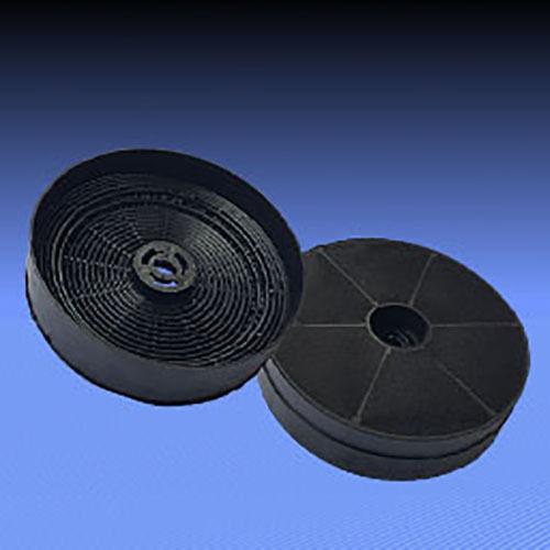 1 carbone attivo filtro filtri a carbone per cappa aspirante akpo wk-6 Zephyr, Mistral