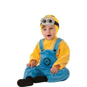 Rubies Despicable Me 2 Minion Dave Costume Toddler 1-2
