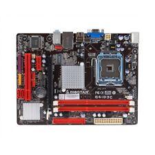 BIOSTAR G41D3C, VER:7.0, 775, 1333MHZ DDR3, 1333FSB, G41, PCI-E16x,IDE VGA D-SUB