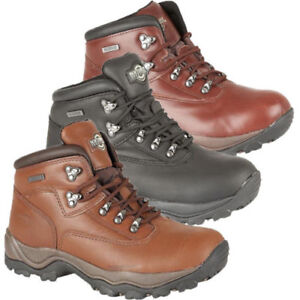 6ce5153cb48 Image is loading MENS-NORTHWEST-TERRITORY-WATERPROOF-BREATHABLE-LEATHER- WALKING-BOOTS-