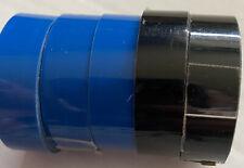 5 Rotex Labelling Blue Amp Black Tape Vintage 12