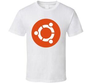 Ubuntu Linux Logo Circle T Shirt