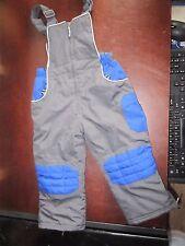 Unbranded Size 3T Black snow pants ski suit Pants bibs cute sledding cold