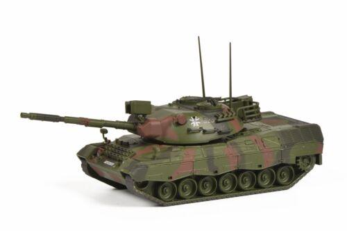 flecktarnung - Schuco 1:87 452652300 ejército alemán combate tanques leopard 1a1 nuevo!